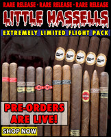 TATUAJE RARE LITTLE HASSLE'S SAMPLER (10 PACK SPECIAL) + FREE SHIPPING ON YOUR ENTIRE ORDER! (SHIPS BY 1/28 OR BEFORE!)
