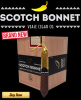 *SOLD OUT* Viaje Pepper Series Scotch Bonnet Limited Edition (4.875x50 / Box 25)