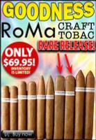 RoMa Craft Intemperance Rare Goodness Flight Pack (10 PACK FLIGHT)