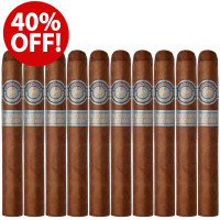 Montecristo Platinum Churchill Tubo (7x50 / 10 Pack)