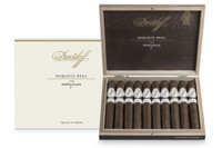 Davidoff Robusto Real Especiales 7 (5.25x48 / Box 10) + FREE SHIPPING ON YOUR ENTIRE ORDER!