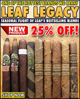 Leaf Legacy Seasonal Summer Flight (9 PACK SPECIAL) + FREE SHIPPING ON YOUR ENTIRE ORDER!