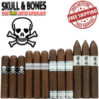 Viaje Rare Skull & Bones Limited Edition Superflight (12 CIGAR SPECIAL) + FREE SHIPPING ON YOUR ENTIRE ORDER!