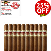 Casa Fernandez Buena Cosecha Corojo Robusto (5x50 / 10 PACK SPECIAL) + 25% OFF RETAIL! + FREE SHIPPING ON YOUR ENTIRE ORDER!