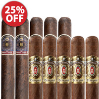 Alec Bradley Magic Toast Toro & Tempus Natural Medius (6x52 / 10 PACK SPECIAL) + FREE SHIPPING ON YOUR ENTIRE ORDER!