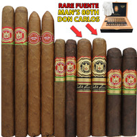 "RARE Arturo Fuente ""The Man's 80th"" Personal Reserve Sampler (10 CIGAR SPECIAL)"