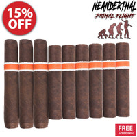 Neanderthal Primal Flight #2 By RoMa Craft Tobac (9 PACK SPECIAL) + 15% OFF + FREE SHIPPING ON YOUR ENTIRE ORDER!