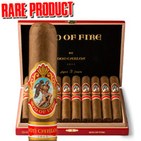 Don Carlos God Of Fire 2015 Pyramid Torpedo (6.4x52 / Box of 10)