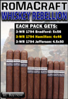 RoMa Craft Intemperance Whiskey Rebellion Flight (9 PACK FLIGHT) + FREE SHIPPING ON YOUR ENTIRE ORDER!