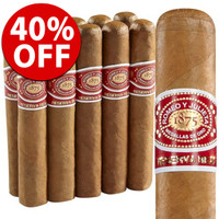 Romeo y Julieta Reserva Real Robusto (5x50 / 10 PACK BLOWOUT) + 40% OFF!