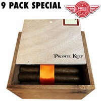 Viaje Private Keep Tangerine Limited Edition (6x52 / 9 PACK SPECIAL) + FREE SHIPPING ON YOUR ENTIRE ORDER!