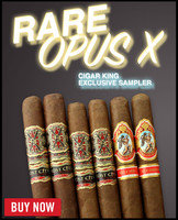 Rare Arturo Fuente Opus X Sampler (6 PACK SPECIAL) + FREE SHIPPING ON YOUR ENTIRE ORDER!