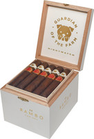 Casa Fernandez + Warped Cigars Guardian Of The Farm Night Watch Rambo (4.5x48 / Box of 25)