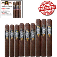 Alec Bradley GATEKEEPER Pack (9 PACK SPECIAL) + FREE $30 3-PACK MAGIC TOAST BY ALEC BRADLEY + FREE SHIPPING ON YOUR ENTIRE ORDER!