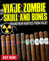 Viaje Zombie Skull & Bones Sampler (10 CIGAR SPECIAL) + FREE SHIPPING ON YOUR ENTIRE ORDER!