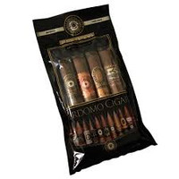Perdomo 4-Pack Humidified Sampler - Sun Grown