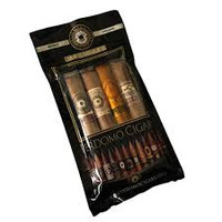 Perdomo 4-Pack Humidified Sampler - Connecticut