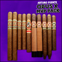 Rare Arturo Fuente Opus X  MVP Sampler (10 CIGAR SPECIAL) + FREE SHIPPING ON YOUR ENTIRE ORDER!