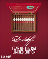 Davidoff Year Of The Rat (6x52 / 5 Pack)