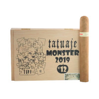Tatuaje Monster Series Tiff  No. 12 (5.875x52 / Box 10) + FREE SHIPPING ON YOUR ENTIRE ORDER!