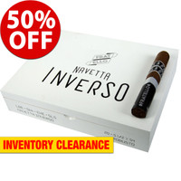Fratello Navetta Inverso Robusto (5.25x54 / Box 20) + 50% OFF RETAIL!
