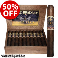 Alec Bradley Magic Toast Toro (6x52 / 20 Pack) + 50% OFF!