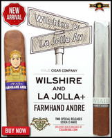 *SOLD OUT* Rare Duel Pack Viaje Farmhand Andre VS Willshire And La Jolla (10 PACK SPECIAL) + FREE SHIPPING ON YOUR ENTIRE ORDER!