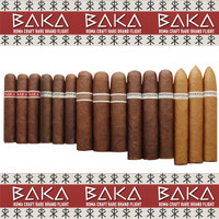 RARE RoMa Craft BAKA Factory Tour Flight (15 PACK SPECIAL) + FREE SHIPPING ON YOUR ENTIRE ORDER!