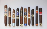 2019 Cigar Rights Of America 10 Pack Cigar Sampler!  (2ND WAVE SOLD OUT- FINAL SHIPMENT ARRIVES BY XMAS OR BEFORE)