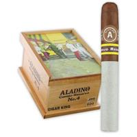 Aladino Corojo Reserva No. 4 (5x44 / Box of 20)