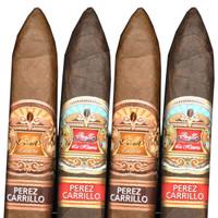 E.P. Carrillo 10 Year Anniversary Limited Edition 2019 (6.5x56 / 2 La Historia 2 Encore / 4 Pack)