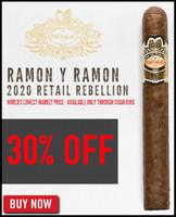 Partagas Ramon y Ramon Maxim Toro (6x52 / 5 Pack) + 30% OFF!