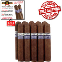 Intemperance Whiskey Rebellion 1794 Jefferson By RoMa Craft (4.5x52 / 10 PACK SPECIAL) + 10% OFF + FREE 3-PACK BUENOS SUENOS RESERVA ($30 VALUE) + FREE SHIPPING ON YOUR ENTIRE ORDER!