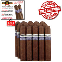 Intemperance Whiskey Rebellion 1794 Hamilton By RoMa Craft (4x46 / 15 PACK SPECIAL) + 10% OFF + FREE 3-PACK BUENOS SUENOS RESERVA ($30 VALUE) + FREE SHIPPING ON YOUR ENTIRE ORDER!
