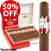 Romeo by Romeo y Julieta Robusto (5x54 / 20 Pack) + 50% OFF! + FREE SHIPPING ON YOUR ENTIRE ORDER!