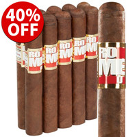 Romeo by Romeo y Julieta Robusto (5x54 / 10 Pack) + 40% OFF!