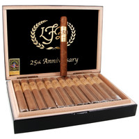 *SOLD OUT* La Flor Dominicana 25th Anniversary (7x52 / Box 25) + FREE SHIPPING ON YOUR ENTIRE ORDER!
