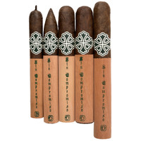 Sin Compromiso By Steve Saka Seleccion No. 5 Parejo (6x54 / 4 Pack)