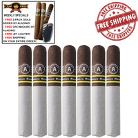 Aladino Corojo Reserva Toro (6x52 / 7 PACK SPECIAL) + FREE 2 Pack CK Aladino Gold Series Toro + FREE CK Oro By Aladino Maduro Toro + FREE Butane Jet Lighter + FREE SHIPPING ON YOUR ENTIRE ORDER!
