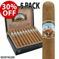 Por Larranaga 1834 Natural Robusto (6x50 / 5 Pack) + 30% OFF RETAIL!