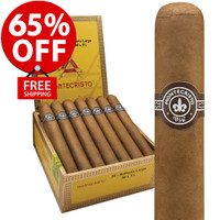 Montecristo Original Robusto Smash Deal (5x50 / 15 PACK BLOWOUT) + 65% OFF! + FREE SHIPPING ON YOUR ENTIRE ORDER! *SHIPS 6/10*