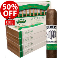 Punch Mata Fina Store Press Series (5.5x55 / Box 20) + 50% OFF RETAIL! + FREE SHIPPING ON YOUR ENTIRE ORDER!