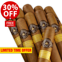 Montecristo Classic Especial No. 3 (5.5x44 / 10 PACK SPECIAL) + 30% OFF RETAIL! + FREE SHIPPING ON YOUR ENTIRE ORDER!