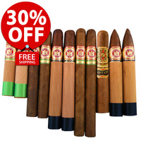 Arturo Fuente Famous Favorites Opus X Flight (11 CIGAR SPECIAL) + 30% OFF RETAIL! + FREE SHIPPING ON YOUR ENTIRE ORDER!