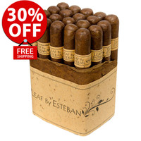 RARE RoMa Craft Tobac Leaf & Bean by Esteban Toro (6x52 / Bundle 20) + FREE SHIPPING ON YOUR ENTIRE ORDER!