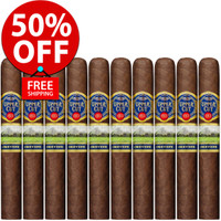 Punch Uppercut Ometepe Toro (6.5x54 / 10 PACK SPECIAL) + 50% OFF RETAIL! + FREE SHIPPING ON YOUR ENTIRE ORDER!