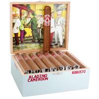 Aladino Cameroon By Julio R. Eiroa Robusto (5x50 / Box 24)