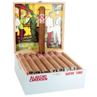 Aladino Cameroon By Julio R. Eiroa Super Toro (6x52 / Box 24)