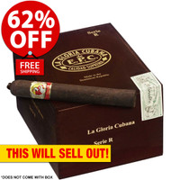 *SOLD OUT* La Gloria Cubana Serie R Toro (6x56 / 20 Pack) + 62% OFF RETAIL! + FREE BOVEDA HUMI-PACK! + FREE SHIPPING ON YOUR ENTIRE ORDER!