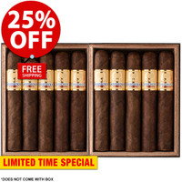 Asylum Insideous Robusto Maduro (5x50 / 10 PACK SPECIAL) + 25% OFF RETAIL! + FREE SHIPPING ON YOUR ENTIRE ORDER!